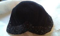 Ancien Chapeau femme  - orginal - woman hat vintage