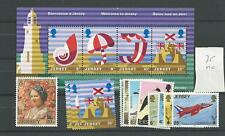 1975 MNH Jersey year collection, postfris**