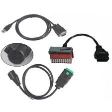 Kit de câbles compatibles avec PSA Diagbox PP2000 Lexia / Peugeot et Citroën