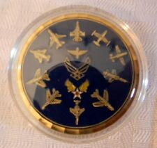 Air Force Major General Larry Twitchell 2 inch CHALLENGE COIN