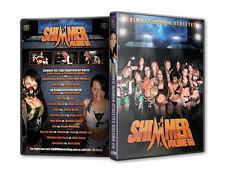 Official Shimmer Women Athletes Volume 66, Female Wrestling Event DVD
