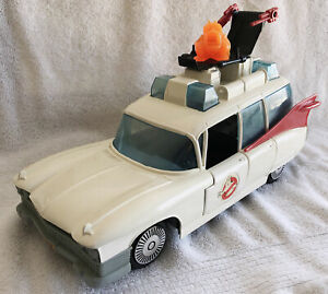 1986 ECTO-1 • 100% COMPLETE • VINTAGE THE REAL GHOSTBUSTERS #2