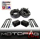 "3"" Front and 2"" Rear Leveling lift kit for 2007-2019 Chevy Silverado Sierra GMC"