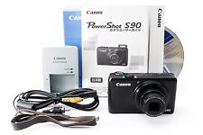 Canon PowerShot S90 10.0 MP [Excellent+++] Digital Camera w/Box From Japan F/S!!