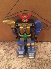 Power Rangers Zeo 6' Deluxe Mini Megazord Bandai Action Figure