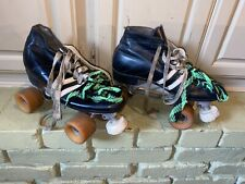 Vintage Riedell Roller skates sure grip Cyclone  Size 5
