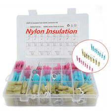 Heat Shrink Wire Connectors, nylon Sopoby Marine Electrical Terminals Kit, Ring