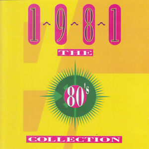 The 80`s Collection, Time Life DoppelCD -1981 -Foreigner,Styx,Soft Cell u.A.