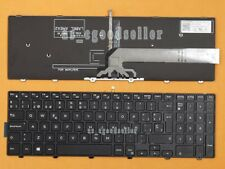 New for Dell Inspiron 5542 5543 5545 5547 5548 Keyboard Spanish Teclado Backlit