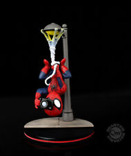 QMX Marvel SPIDER-MAN Avengers Q-Fig Figure Statue Diorama NEW In Stock