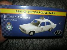 1:43 Vanguards/Atlas Hillman Avenger Police West Yorkshire OVP