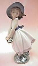 Pretty Innocence Special Edition Girl Porcelain Figurine By Lladro 2016 #8733