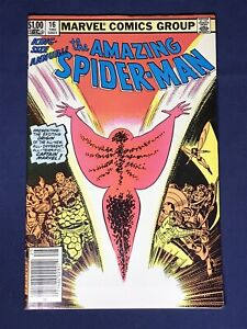 AMAZING SPIDER-MAN ANNUAL #16 1ST APP CAPTAIN MARVEL MONICA RAMBEAU WandaVision