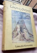 1924 The Water Babies by C.Kingsley illustrated by Ann Anderson 12 color plates