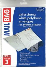 County Mail Bag Extra Large PK 30 C263