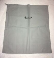 Rocco P New Gray Large Dust Bag.