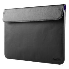 "Incase Pathway Slip Sleeve for MacBook Air 13"" (Black Leather)"