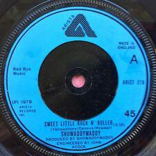 SHOWADDYWADDY - Sweet Little Rock N Roller - ARISTA arist-278 ex-condition