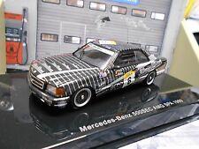 MERCEDES BENZ 500 SEC König Pilsener AMG 24h Spa #6 1989 Ludwig 126 AUTOart 1:43