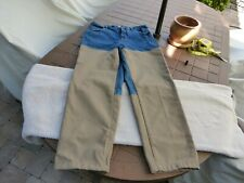 New listing Columbia Brush Guard Reinforced Denim 36 x 32 Upland Jeans