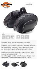 BORSE LATERALI SOFFICI RA310 17/30 LT.X MOTO E SCOOTER UNIVERSALI KAPPA