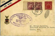 1932 First Regular Air Mail Flight Baguio-Manila CAM-1 by PATCO