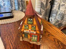 Dept 56 Alpine Village Series - Kukuck Uhren (Cuckoo Clock Shop) #5618-9 Retired