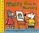 Maisy Goes to Nursery by Lucy Cousins (Paperback) Book - First Experiences