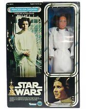"Vintage 1978 Kenner Star Wars 12"" Princess Leia Organa Doll Mint w/Box MIB NRFB"