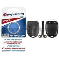 New Key Fob Shell Pad Case for 2004 2005 2006 Pontiac GTO Keyless Entry Remote