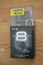 GoPro HERO8 Black Waterproof Action Camera with Touchscreen BNIB Special Bundle