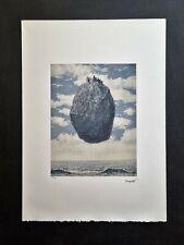 Rene Magritte - Litografia con autenticità da AROarte