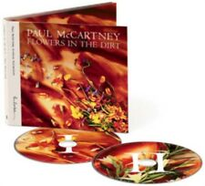 Flowers in the Dirt [Special Edition - 2CD] [Slipcase] by Paul McCartney (CD, Mar-2017, 2 Discs, MPL)