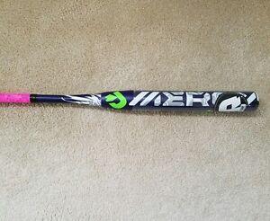 NEW 2016 Demarini Mercy Balanced 26oz. WTDXMSP-16 ASA Slowpitch Softball Bat
