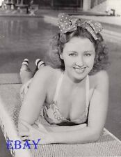 Joan Blondell busty RARE Photo