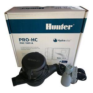 Hunter Hydrawise 12 Zone Pro-HC WiFi IrrigationOutdoorController,Rain&FlowSensor