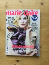 MARIE CLAIRE MAGAZINE COMPACT - OCTOBER 2018 - JODIE WHITTAKER - NEW