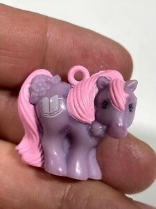 Vintage G1 My Little Pony Mummy Mommy Charm Mail Order Rare Tell A Tale
