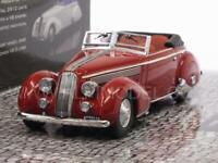 Lancia Astura Tipo 233 Corto 1936 Red 1:43 MINICHAMPS 437125335