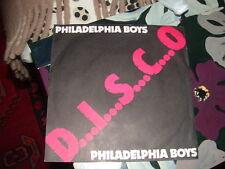 "PHILADELPHIA BOYS "" D.I.S.C.O. - FLIGHT ONE TEN "" PROMOZIONALE ITALY'79"