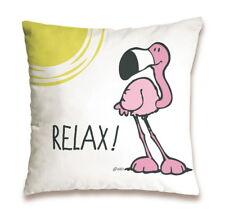 "NICI 41943 Flamingo Kissen Baumwolle ""RELAX"""
