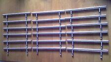 ARMADIO da Cucina Armadietto T Bar Maniglia Porta Acciaio Inossidabile Spazzolato 230 mm