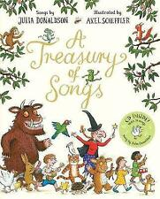 A Treasury of Songs: Book and CD Pack by Julia Donaldson (Mixed media...