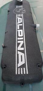 BMW e24 ALPINA rocket cover E30 E32 E34 E28  m30 engine Ventildeckel