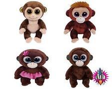 Monkeys Ty Plush Beanies