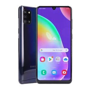 Samsung Galaxy A31 A315G/DS 128GB Black Smartphone Kundenretoure wie neu