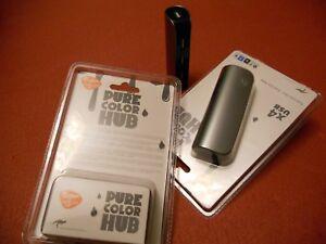 Mini Hub USB 2.0 auto alimenté avec mini câble 4 ports