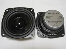 "1x DY-131-9A Dynavox 13cm 5"" Bass Lautsprecher 130mm Tieftöner 4Ohm"
