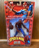Water Webs Spider-Man Vintage Classics Action Figure 2002 Toybiz Marvel New