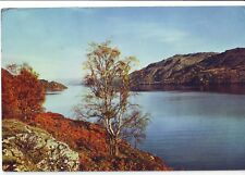 Old Postcard (196?) - Loch Ness, Inverness-shire - Posted 0551